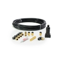 3/8 DOT/PTC Fitting Kit w/ Trap 50ft airline