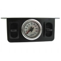 Air Lift Dual Needle Gauge with Twin Paddle Controls