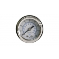 Viair 160 PSI 1.5in Single Needle Air Gauge