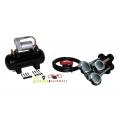 Bullet 127H Air Horn Kit