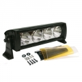 "8"" 10W High-Power 4 LED Flood Beam Light Bar"
