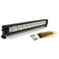 "18"" 10W High-Power 10 LED Flood Beam Light Bar"