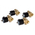 "4 Pack 1/2"" Shocker Air Valves"