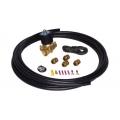 "HornBlasters Brass 1/2"" Electric Valve Kit"
